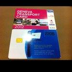 free transport card & hotel entrance keycard (room keycard too!)