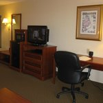 King Room -- Hampton Inn & Suites, Corolla, NC