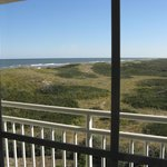 Partial Ocean View  -- Hampton Inn & Suites, Corolla, NC