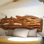 Cama en Lodge