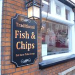 Fish and Chips in Rochester