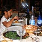 la cena indimenticabile al tre fiumi
