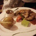 riz de veau sauce aux truffes