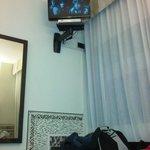 mini televisore