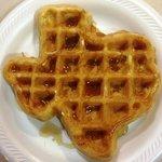 Texas Waffle - Ha!