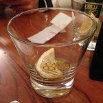 Bicchiere Spetzie