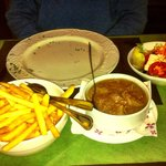 Beef stew - €10