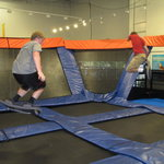 Bounceboards-available Wednesday nights only from 6-8pm