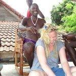 Looking Masai :)