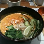 Lunch at Wagamama's