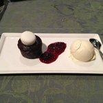 Dessert from Amici