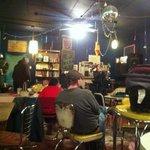 java cabana open mic night