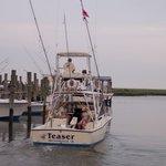 Teaser Sportfishing