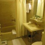 1980s style SMALL bathroom (worth $700???)