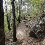2 km trail