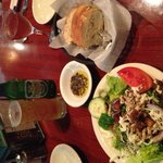 A fun evening out at Buona Pizza