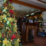 Almost Chrostmas in golden pines hotel