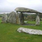 Pentre Ifan, North Pembrokeshire, West Wales
