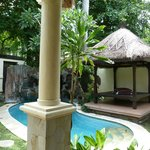 Private 2 b/room pool villa