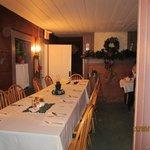 Willard's Dinning room