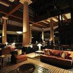 lobby night