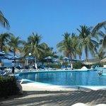 El club de playa