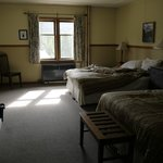 Our room - quite large