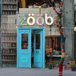 Zooba Zamalek storefront
