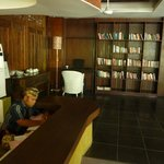library, cofee, lobby.....