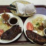 350gm Porterhouse steaks