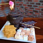 S'mores - You make them at your table!