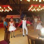 hotel dance