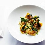 Ricotta and Pumpkin Cappeletti with Burnt Butter & Sage