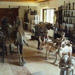 the Afia Gallery