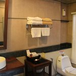 Bathroom - Jacuzzi villa