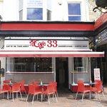 Cafe 33, 33 Warwick Street, Worthing. BN11 3DQ