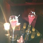 Cocteles de bienvenida - Lobby Bar