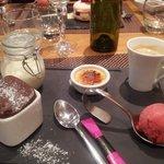 """Dessert """"Le Café Gourmand"""""""