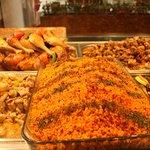 bulghur rice