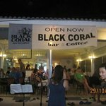 Evening at Black Coral