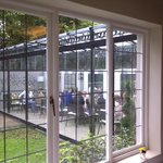 Our sun room ,a place to chill or enjoy a meal