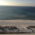 Gulf from 6th floor Margaritaville