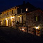 Agriturismo in the night