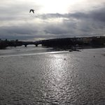 View from Charles Bridge