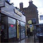 Wong's Chinese Restaurant, St. John's Road, Corstorphine, Edinburgh