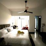 room 2 - suite with shower en-suite