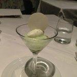 Lime Mint Sorbet