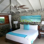 Stylish spacious rooms with super comfy beds