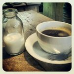 The most delicious coffee in Canterbury