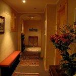 lovely corridor